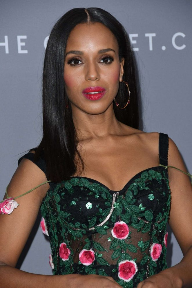 Kerry Washington - 2018 Costume Designers Guild Awards in Beverly Hills