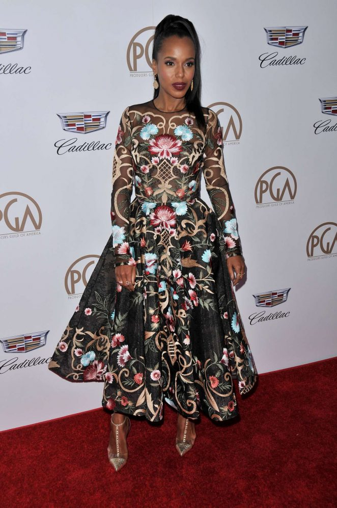 Kerry Washington - 2018 Producers Guild Awards in Beverly Hills