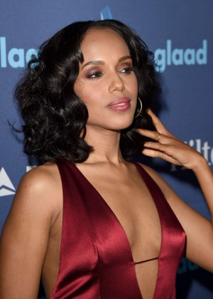 Kerry Washington - GLAAD Media Awards 2015 in Beverly Hills