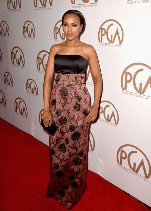 Kerry Washington - 2015 Producers Guild Of America Awards