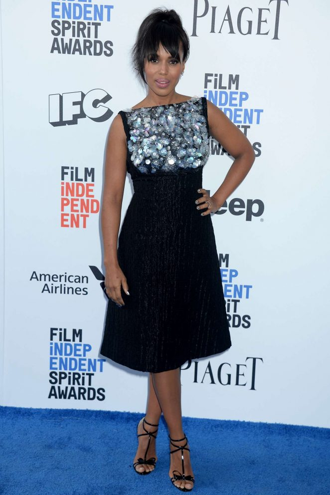Kerry Washington - 32nd Film Independent Spirit Awards in Santa Monica
