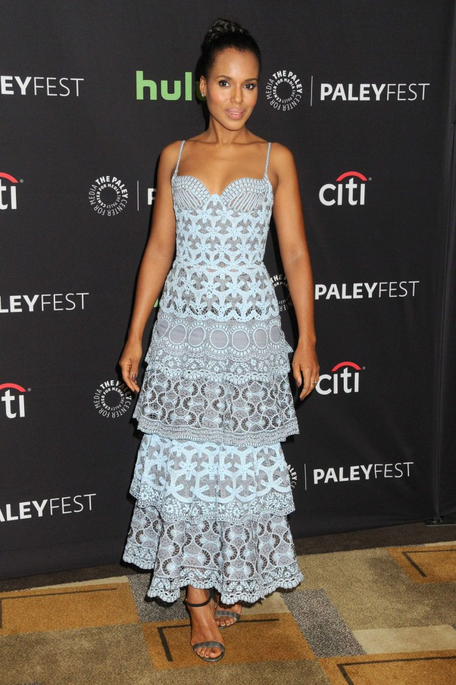 Kerry Washington - 33rd Annual PaleyFest 'Scandal' in Hollywood