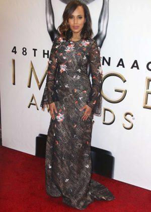 Kerry Washington - 48th NAACP Image Awards in Pasadena