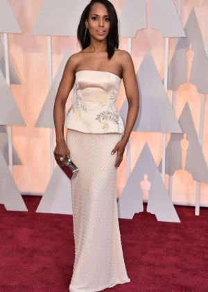Kerry Washington - 2015 Academy Awards in Hollywood