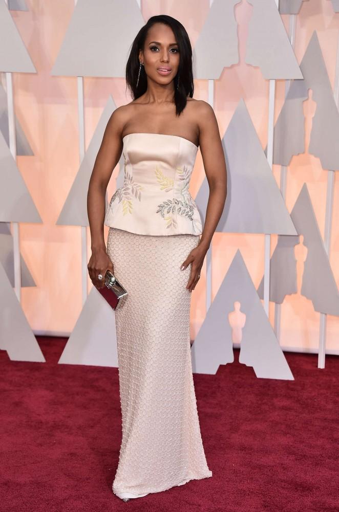 Kerry Washington - 2015 Academy Awards in Hollywood