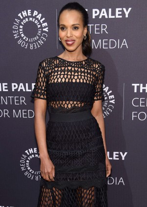 Kerry Washington - A Tribute To African-American Achievements in Television in NYC