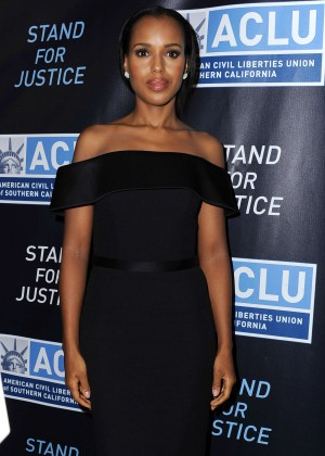 Kerry Washington - ACLU SoCal Hosts 2015 Bill Of Rights Dinner in Beverly Hills