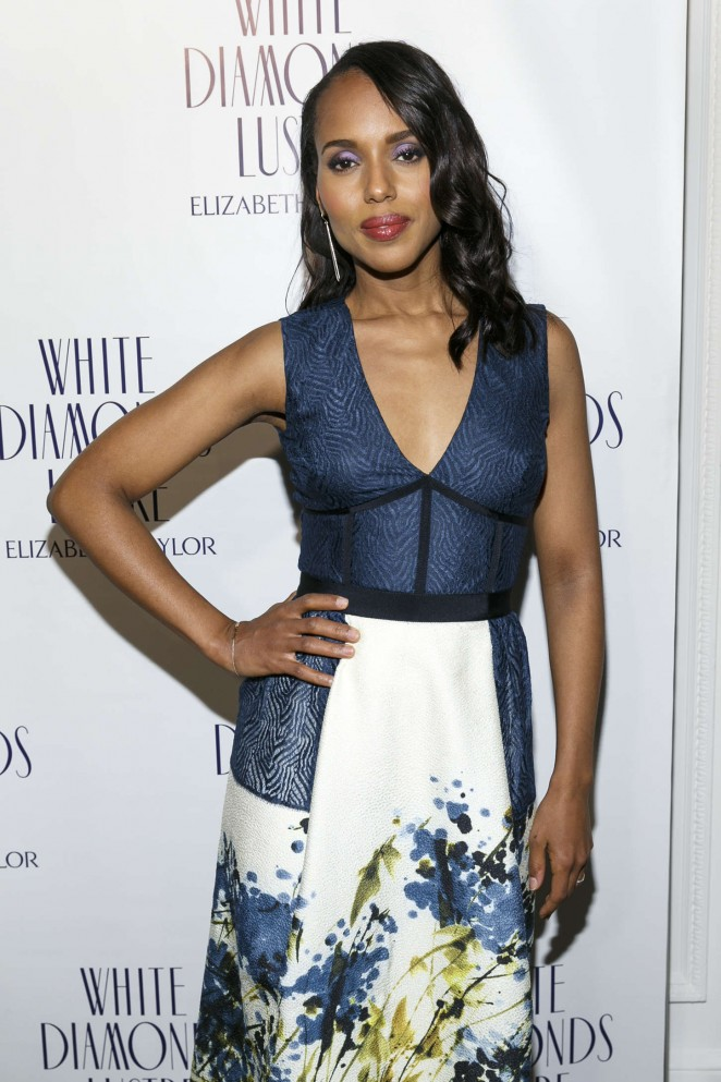 Kerry Washington - Alfre Woodard's Oscar's Sistahs Soiree in Beverly Hills