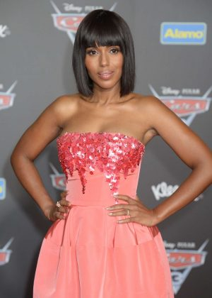 Kerry Washington - Disney and Pixar's 'Cars 3' Premiere in Anaheim