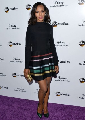 Kerry Washington - Disney Media Distribution 2015 International Upfront in Burbank