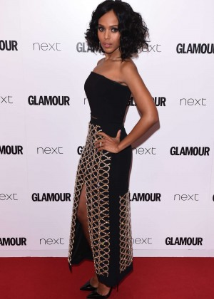 Kerry Washington - 2015 Glamour Women Of The Year Awards in London