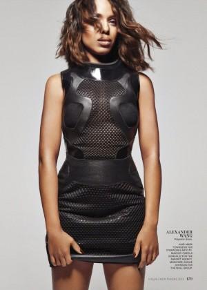 Kerry Washington - InStyle US Magazine (March 2015)