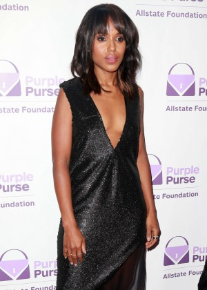 Kerry Washington - Kerry Washington Allstate Foundation Purple Purse Launch Event in NY