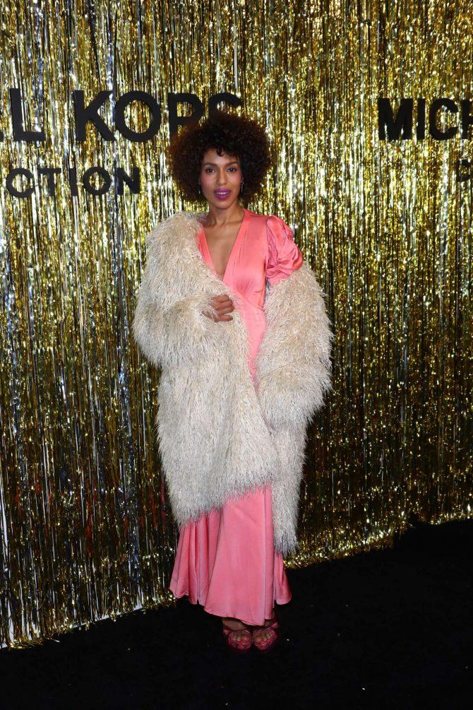 Kerry Washington - Michael Kors Fashion Show in New York