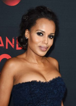 Kerry Washington - 'Scandal' 100th Episode Celebration in WeHo