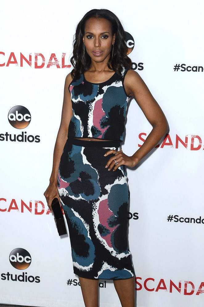 Kerry Washington - Scandal ATAS Event in Los Angeles