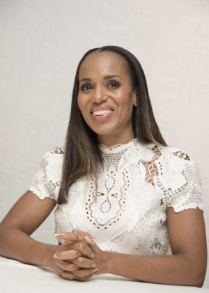Kerry Washington - 'Scandal' Press Conference in Beverly Hills