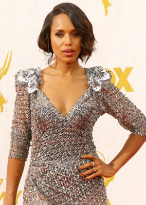 Kerry Washington - 2015 Emmy Awards in LA