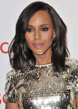 Kerry Washington - The Actors Fund's 'Scandal' Finale Live Stage Reading in Hollywood