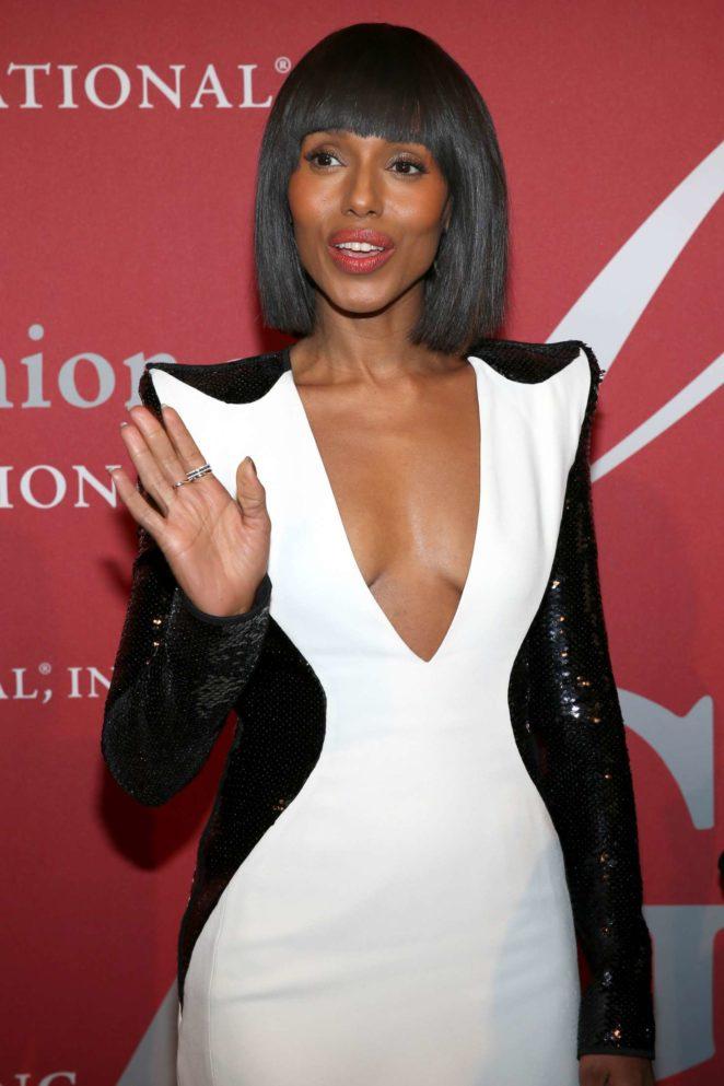 Kerry Washington - The Fashion Group International 'Night of Stars' Gala in NY