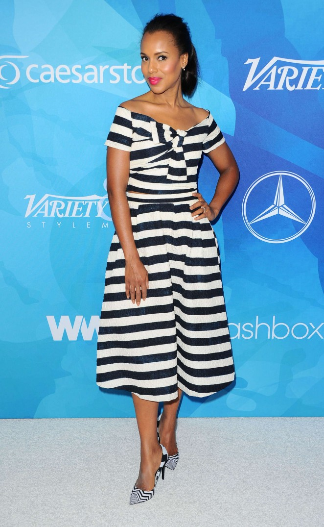 Kerry Washington - WWD And Variety's Stylemakers Event in Culver City