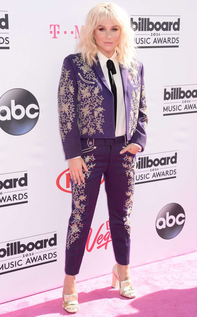 Kesha - 2016 Billboard Music Awards in Las Vegas