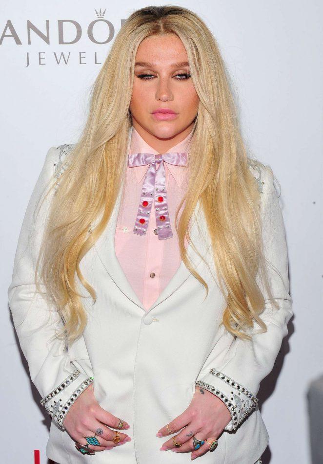 Kesha - 2016 Billboard Women in Music in NYC