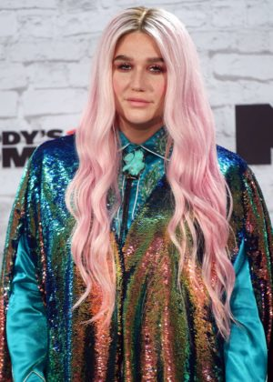 Kesha - 2017 MTV Europe Music Awards in London