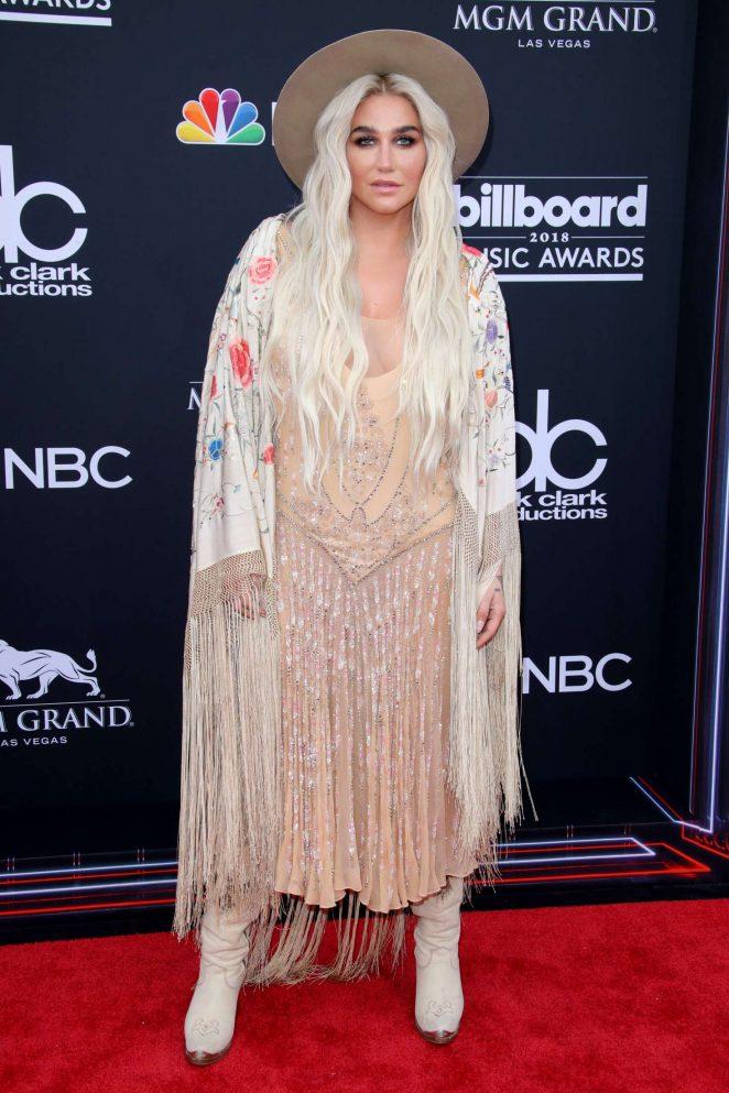 Kesha - Billboard Music Awards 2018 in Las Vegas