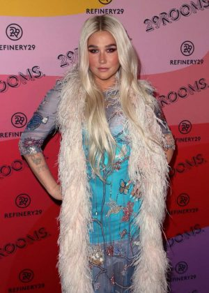 Kesha - Refinery29's 29Rooms Los Angeles 2018: Expand Your Reality at The Reef in LA