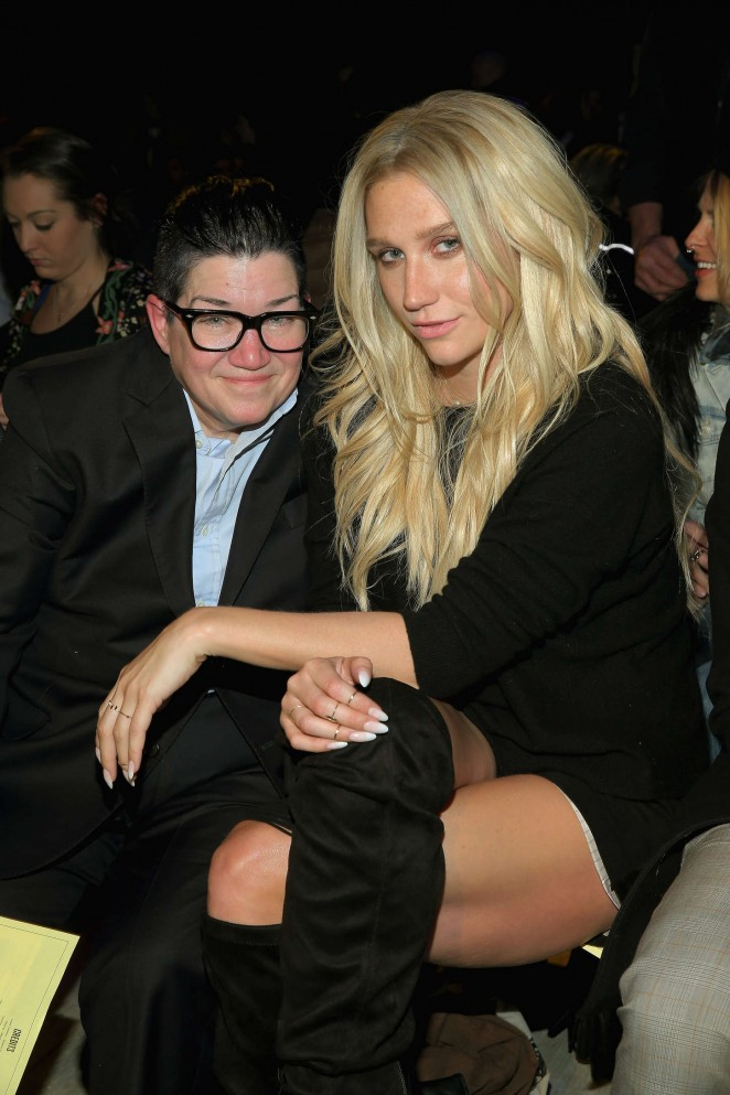 Kesha - VFILES Made Fashion Show 2015 in New York