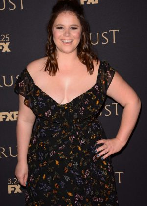 Kether Donohue - 2018 FX All-Star Party in New York