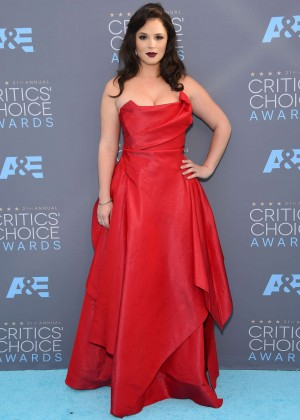 Kether Donohue - 2016 Critics' Choice Awards in Santa Monica