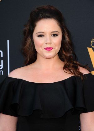 Kether Donohue - 38th Annual College Television Awards in LA