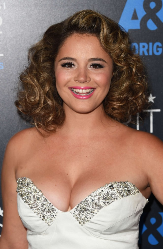 Kether Donohue - 2015 Critics Choice Television Awards in Beverly Hills