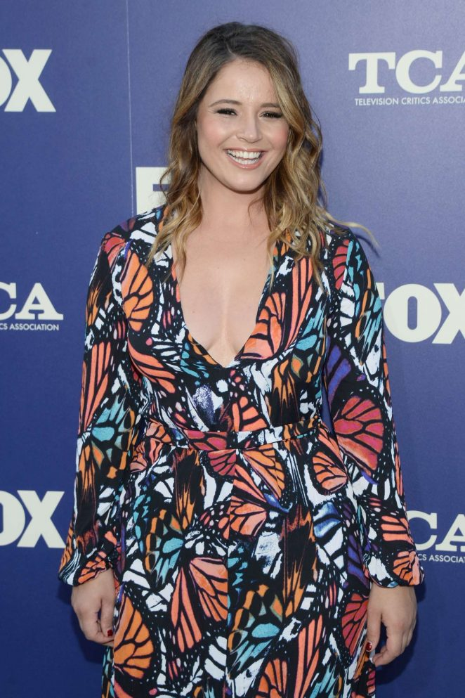 Kether Donohue - FOX 2016 Summer TCA All-Star Party in West Hollywood