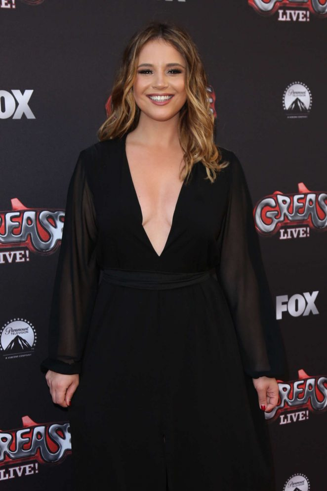 Kether Donohue - Grease: Live For Your Consideration Event in Hollywood