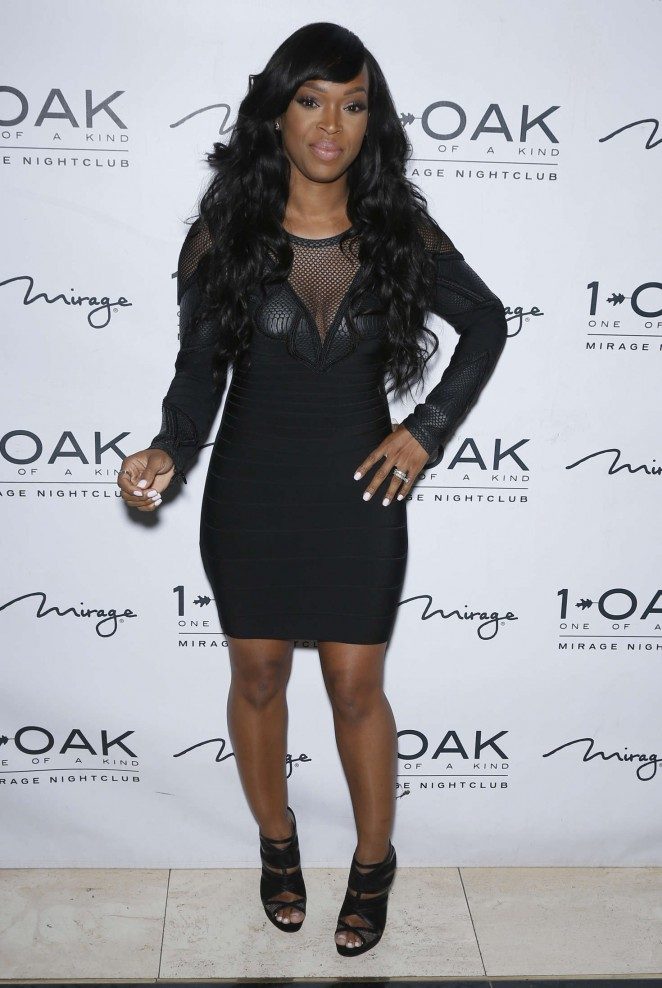 Khadijah Haqq - 1 Oak Nightclub Inside The Mirage Hosts Extravagant Birthday Bash in Las Vegas