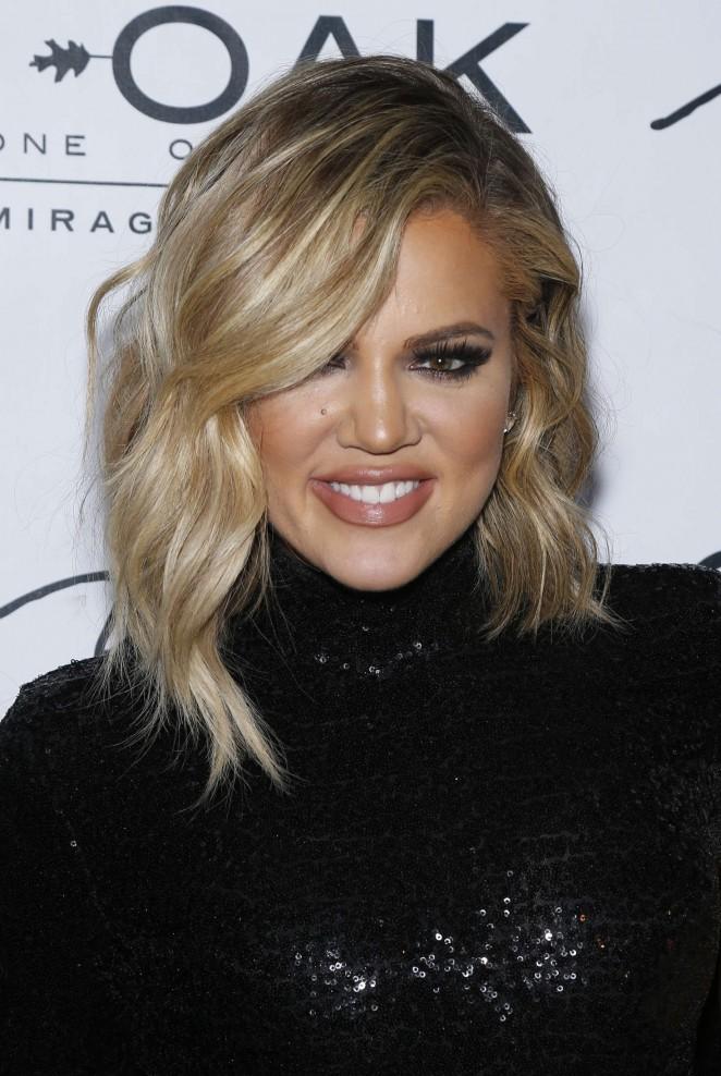 Khloe Kardashian: 1 Oak Nightclub Inside The Mirage Hosts Extravagant Birthday Bash -10