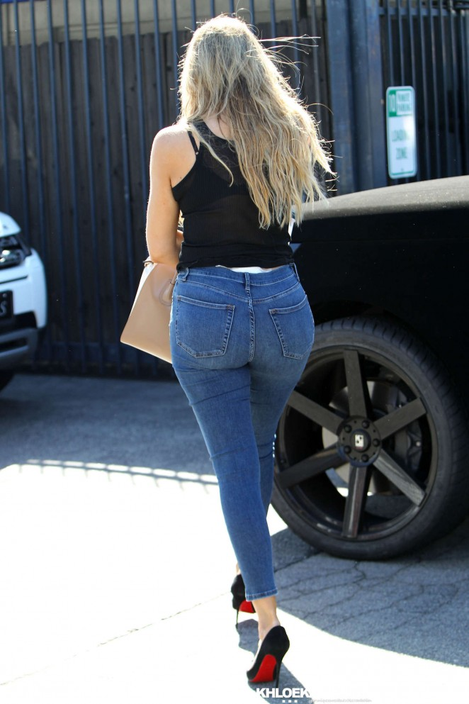 the gallery for gt khloe kardashian jeans