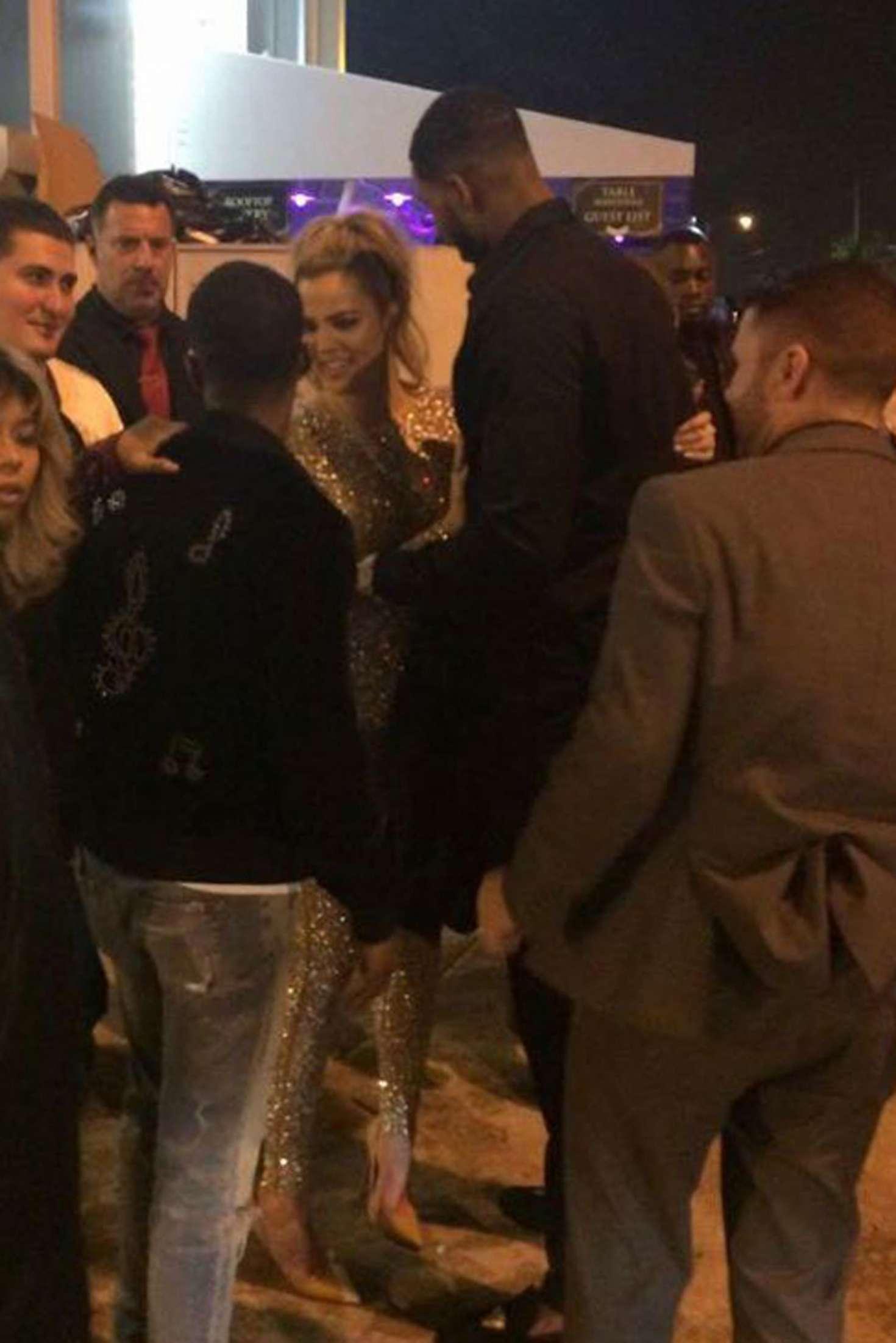 Khloe Kardashian 2017 : Khloe Kardashian at Club Space in Miami -04