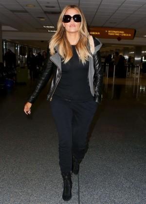 Khloe Kardashian Booty in Jeans -17