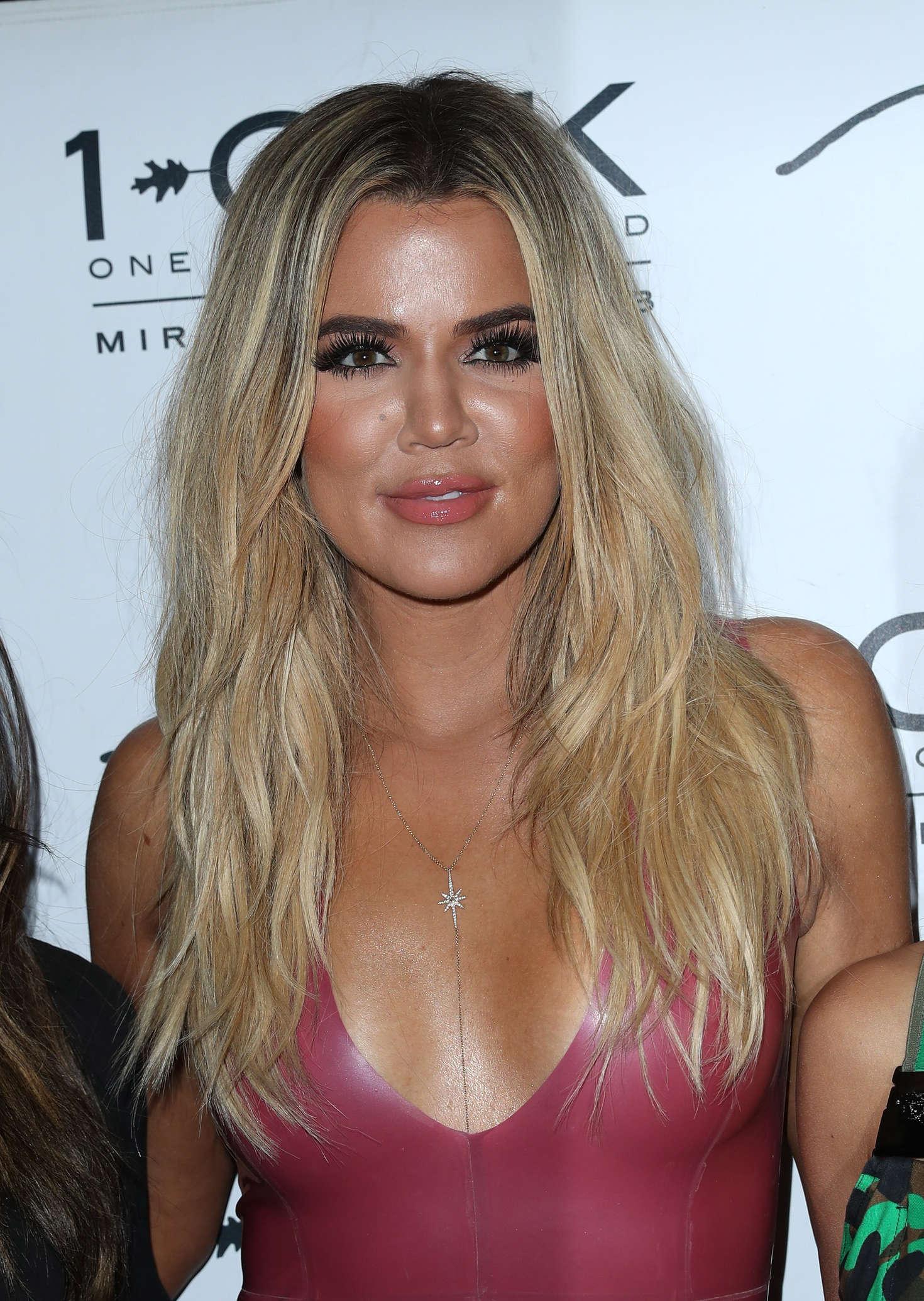 Khloe Kardashian 2016 : Khloe Kardashian at Scott Disick Birthday -02