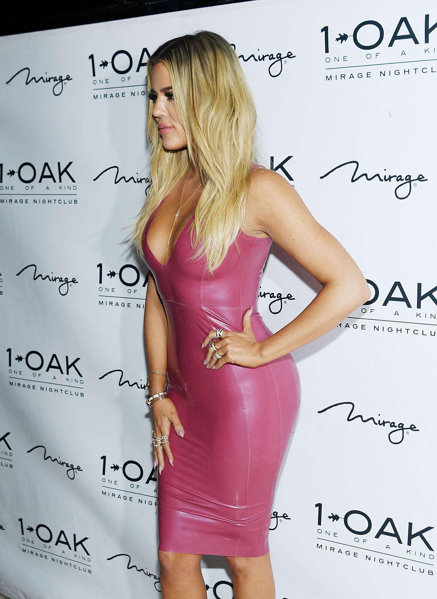 Khloe Kardashian 2016 : Khloe Kardashian at Scott Disick Birthday -04