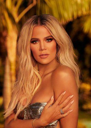 Khloe Kardashian - Becca Cosmetics 2018 Campaign