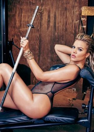 Khloe Kardashian - Complex Magazine 2015 -22