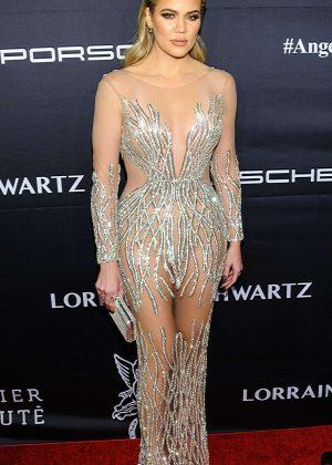 Khloe Kardashian - Gabrielle's Angel Ball 2016 in New York