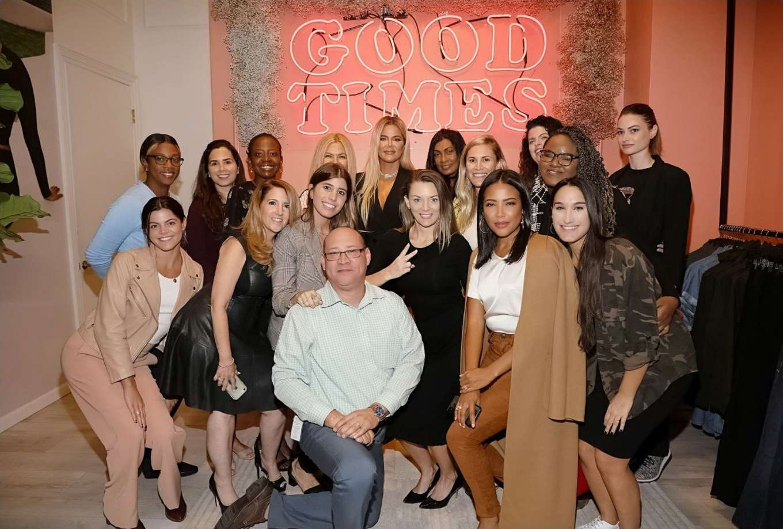 Khloe Kardashian 2019 : Khloe Kardashian – Good American Miami Launch Party-01