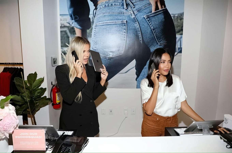Khloe Kardashian 2019 : Khloe Kardashian – Good American Miami Launch Party-11