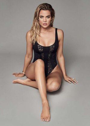Khloe Kardashian - Good Body Photoshoot 2017